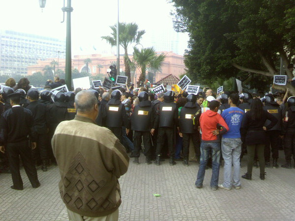 free-gaza-demionstration-in-central-cairo